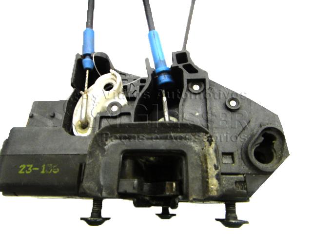 Fechadura Dianteira Esquerda Eletrica Gm Omega 2005-2012