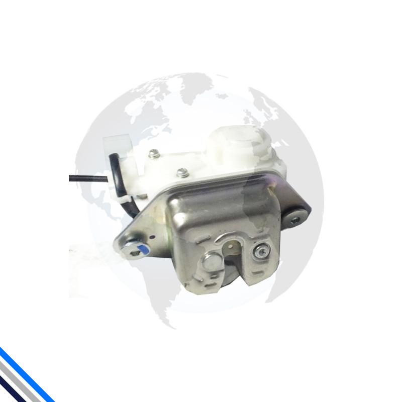 Fechadura Porta Mala  Elet Honda Fit 2015-2016 Original