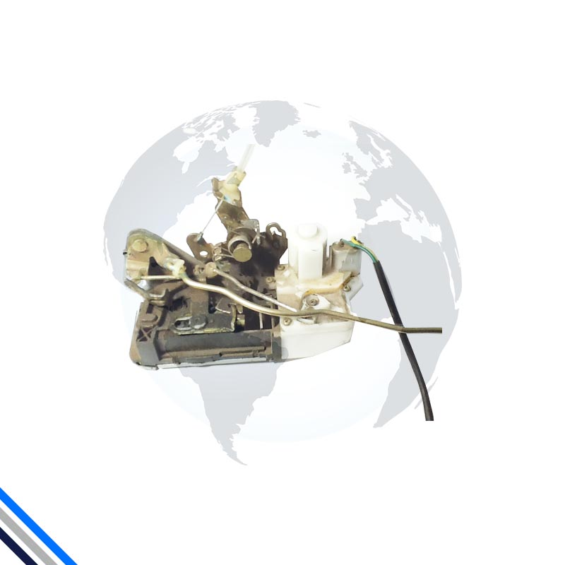 Fechadura Traseira Direita Vw Gol (gi/Gii) 1980-2003