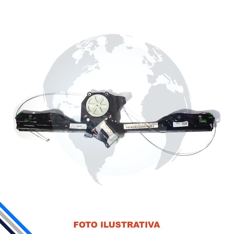Maquina de  Vidro Pt Diant Esq Elet C/Mot Fiat Idea 2005-2010