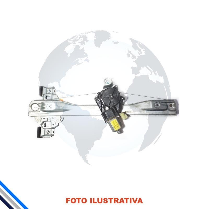 Maquina Vidro Pt Tras Dir  C/Motor Cruze Hatch/Sedan 2011-2016 Original