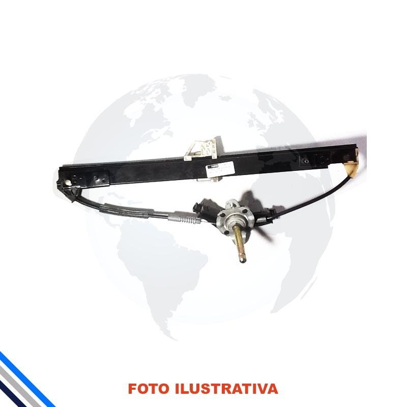 Maquina Vidro Traseira Direita Ford Fiesta 2002-2014