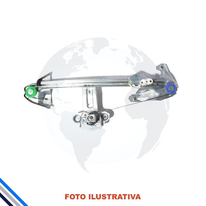 Maquina Vidro Traseira Direita Gm Celta/Prisma 2007-2016