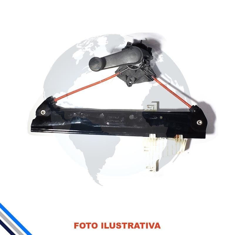 Maquina Vidro Traseira Esquerda Vw Gol (gv)(gvi) 2008-2016