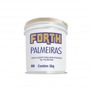 Adubo Fertilizante para Palmeiras - FORTH Palmeiras - 3Kg