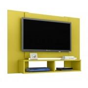 Painel para Tv Navi Amarelo - Moveis Bechara