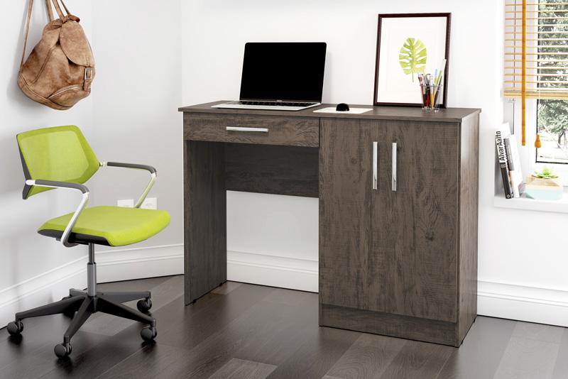 Mesa para Computador Space Imbuia - Patrimar Moveis