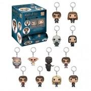 Pocket Pop Keychains (Chaveiro) Harry Potter: Blindbag Display SORTIDO - Funko