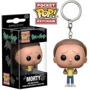 Pocket Pop Keychains (Chaveiro) Morty: Rick and Morty - Funko