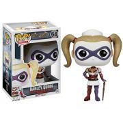 Pop Harley Quinn (Enfermeira): Batman Arkham Asylum #54 - Funko