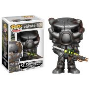 POP! Games: Fallout 4: X-01 Power Armor #166 - Funko
