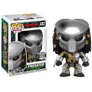 Pop Predador: Predator (Exclusivo) #482 - Funko