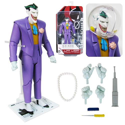 Batman New Adventures The Animated Series: Joker - Dc Collectibles