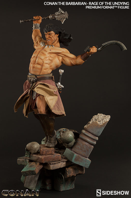 Conan Rage of the Undying Premium Format - Sideshow