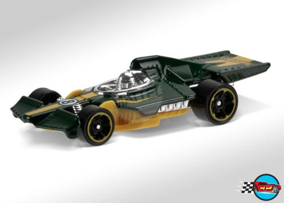 Formula Flashback - Hot Wheels