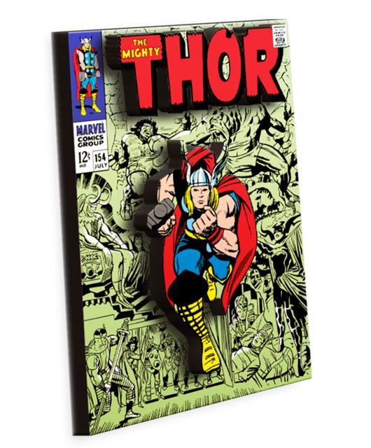 Imã Marvel Thor Capa