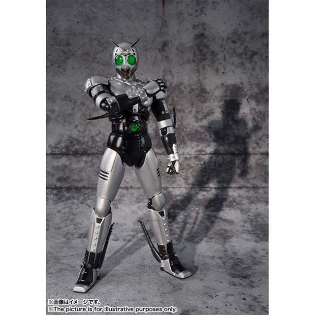 Kamen Rider Shadow Moon S.H.Figuarts - Bandai