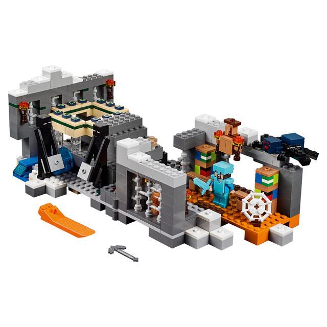 LEGO Minecraft - O Portal do Fim