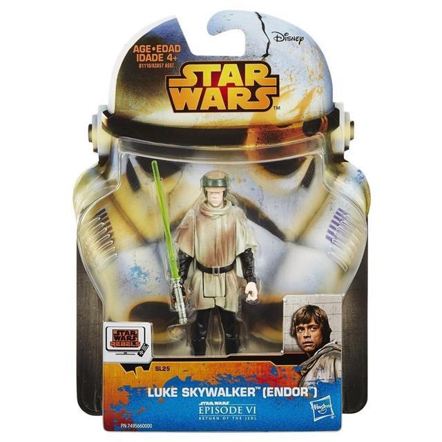 Luke Skywalker (Endor) Star Wars Rebel - Hasbro
