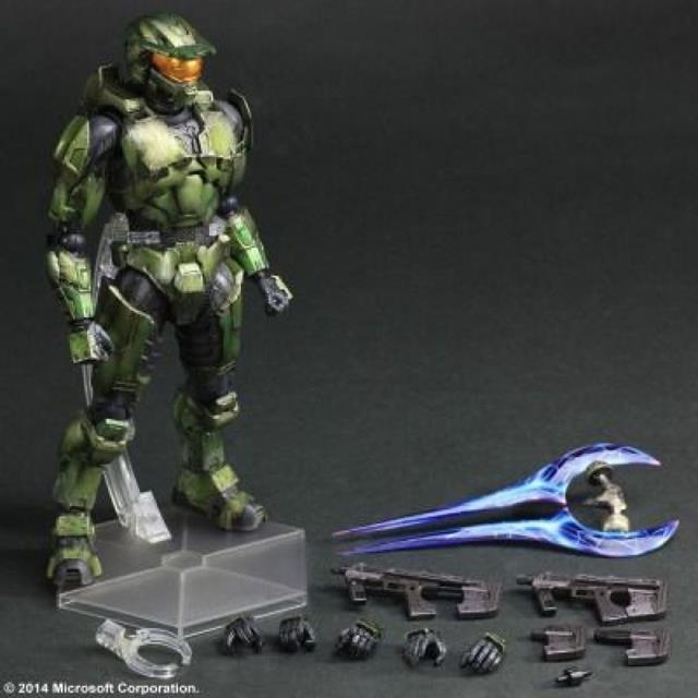 Master Chief Halo 2 Play Arts  - Square Enix