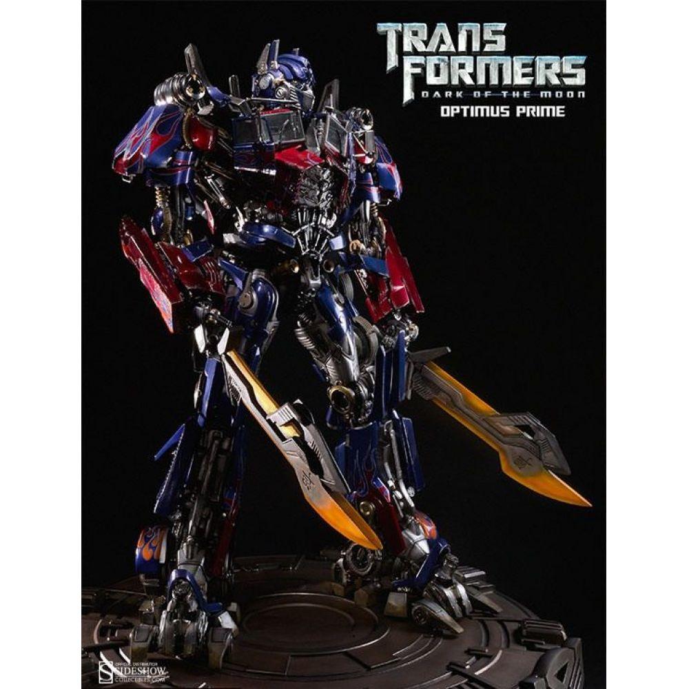 Optimus Prime Transformers Estatua - Sideshow