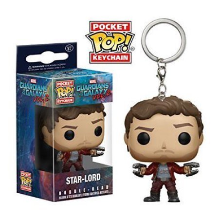 Pocket Pop Keychains Guardians of The Galaxy Vol.2 Star Lord - Funko