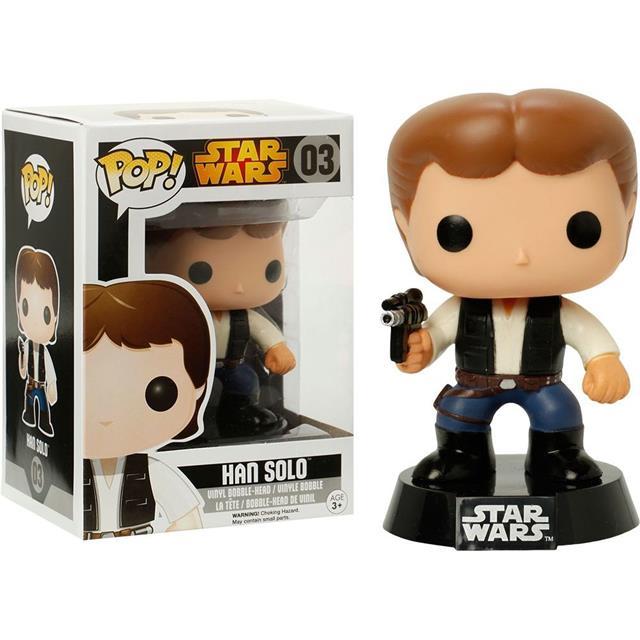 Pop Han Solo: Star Wars #03 - Funko