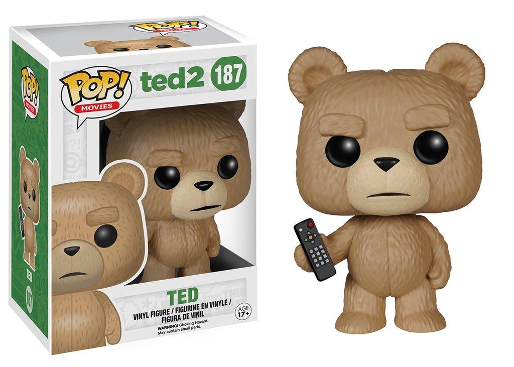 Pop Ted com Controle Remoto #187 - Pop Funko