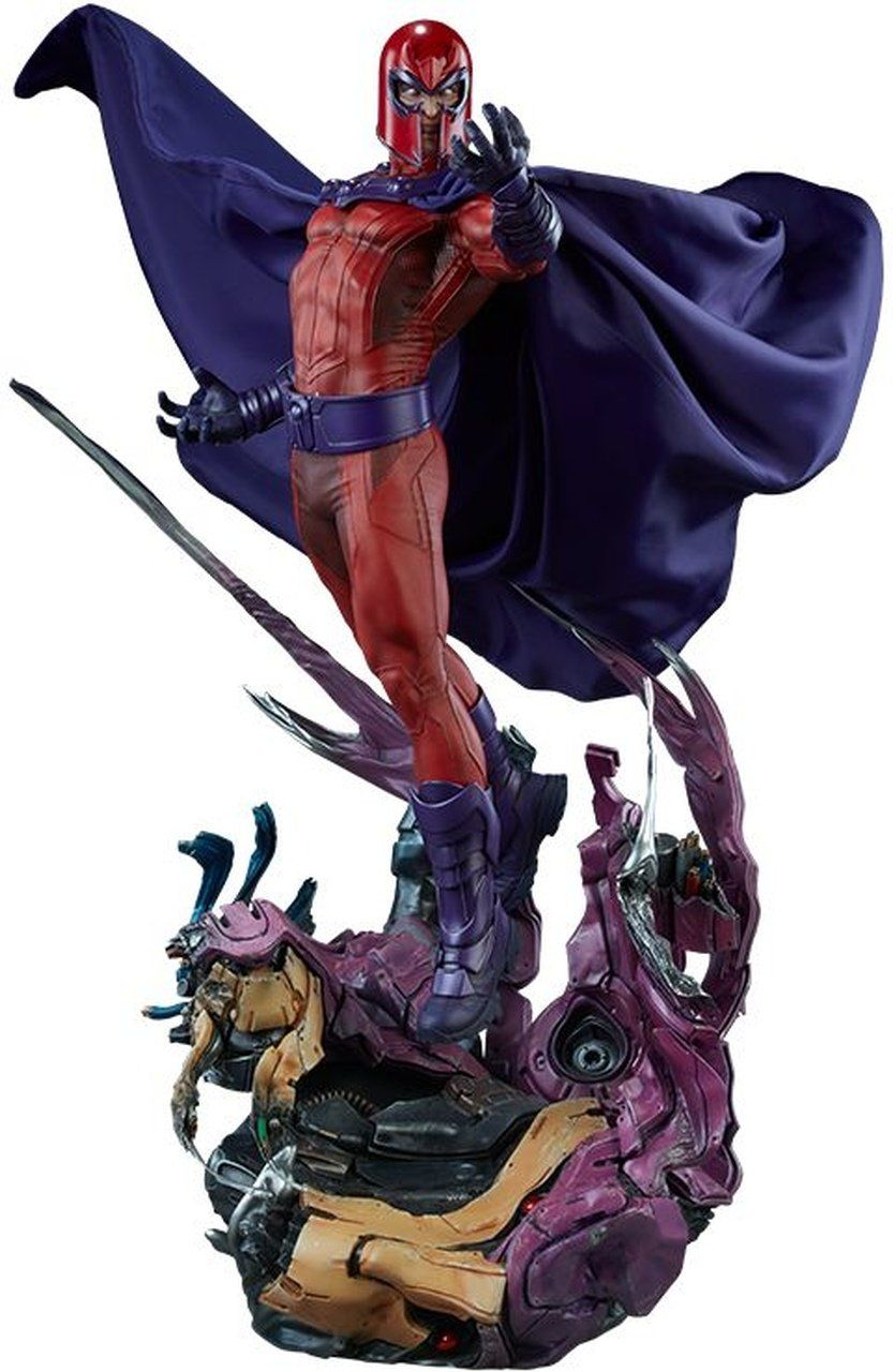 PRÉ VENDA: Estátua Magneto: Marvel X-Men - Sideshow Collectibles