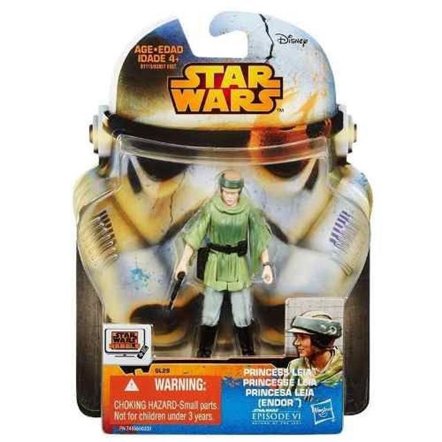 Princess Leia (Endor) Star Wars Rebel - Hasbro