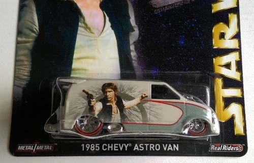 Star Wars: 1985 Chevy Astro Van - Hot Wheels