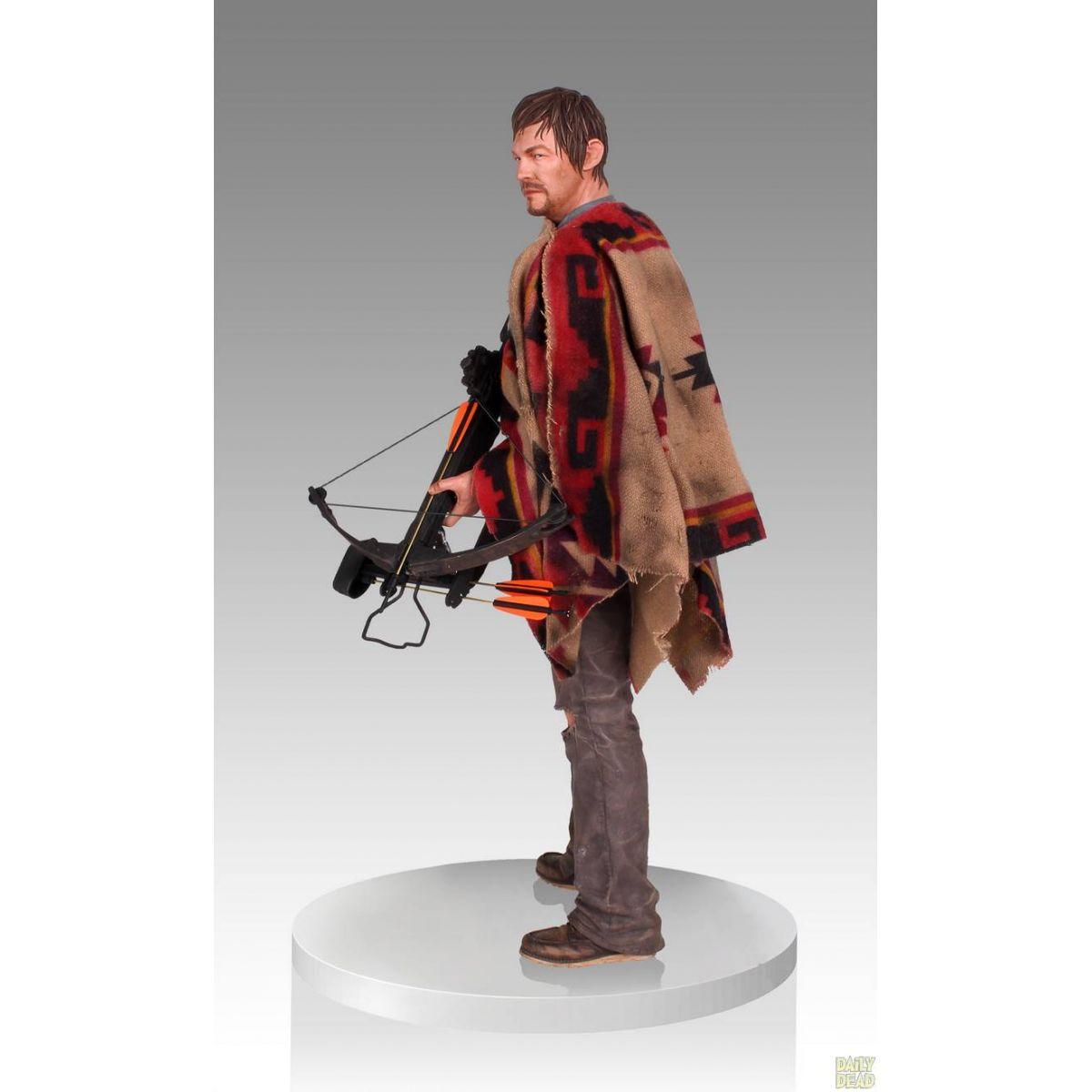 The Walking Dead Daryl Dixon Estátua 1/4 - Gentle Giant