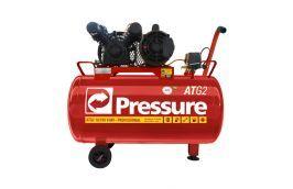Compressor Monofásico 10 Pés / 100 Litros 2HP com Rodas
