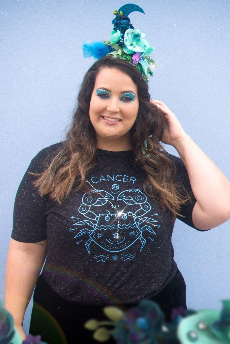 T-shirt Signos Zodiaco - CANCER