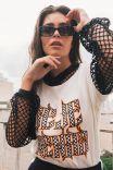 T-shirt Unisex Checkboard SEJE MENAS
