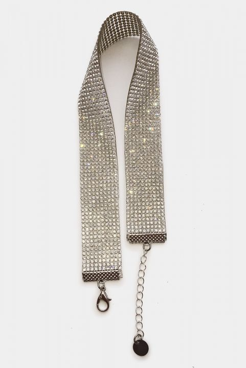 Choker Strass Fancy