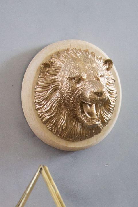 Leão Decorativo