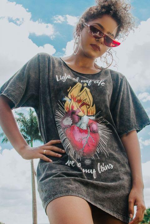 T-shirt Fire Of My Loins