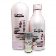 Kit Loreal Vitamino Color A-OX - Shampoo, Condicionador e Ampola Powerdose