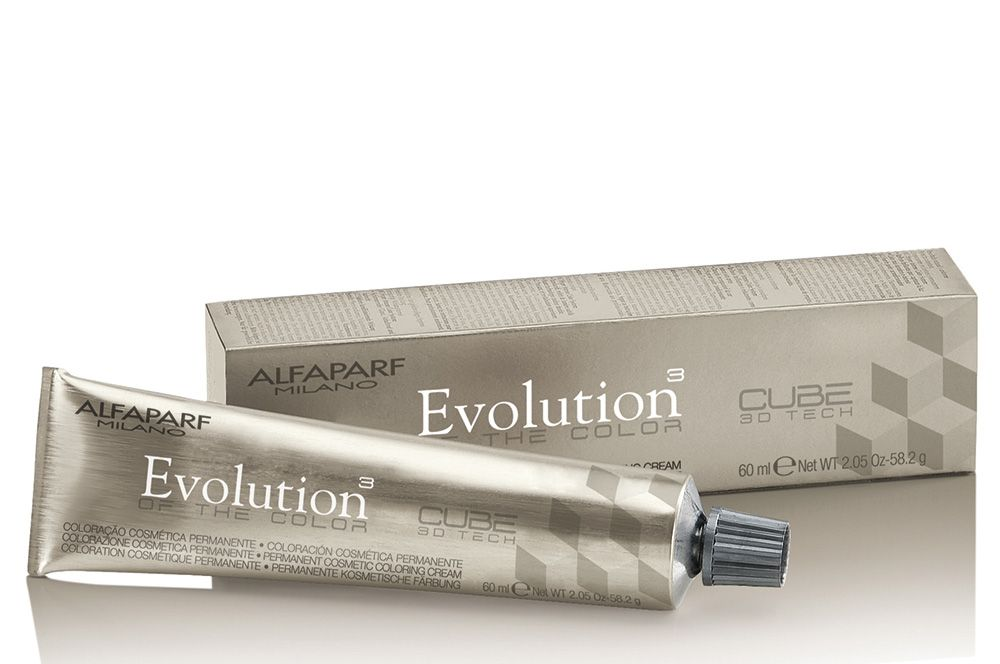 Alfaparf Evolution 7.4 Louro Medio Cobre - 60ml