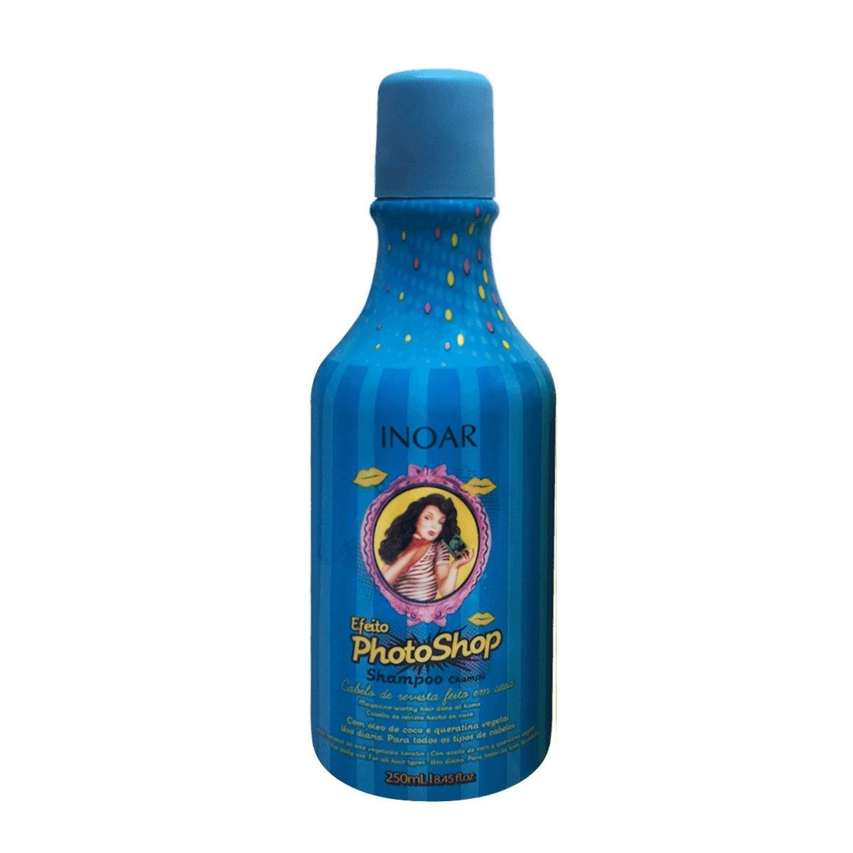 Shampoo Inoar Efeito PhotoShop - 250ml