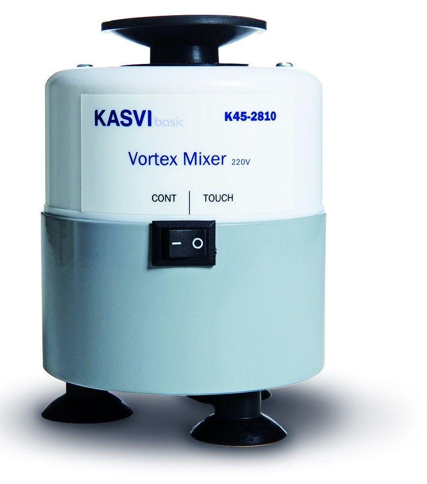 AGITADOR VORTEX BASIC 2800 RPM REF K45-2810  KASVI