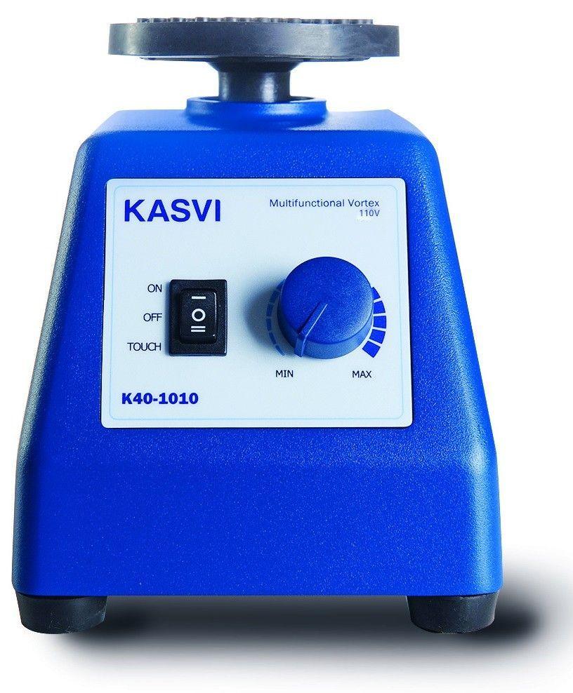 AGITADOR VORTEX MULTIFUNCIONAL 0 - 3300 RPM REF K40-1010  KASVI