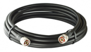 A-CRF-NMNM-LL4-600 - Cabo Lmr-400-Lite Para Antena Wireless, Conectores N Macho Para NMacho, 6 M