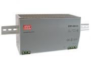 DRP-480 - Fonte de Alimentação Chaveada 480Watts, Função PFC, Trilho DIN