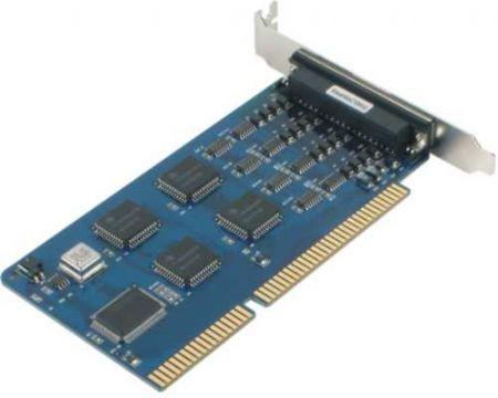 C104H-DB9M - Placa Multiserial Isa 16-Bit, Com 4 Portas Rs-232, Cabo Db9M Incluso