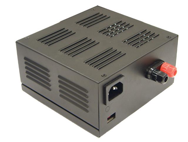 ESC-240 - Carregador de Bateria ou Fonte de Alimentação 216W, Função PFC