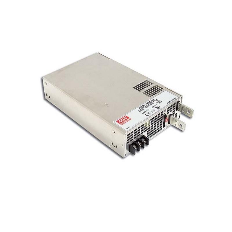 RSP-2400 - Fonte de Alimentação Chaveada 2400Watts, Função PFC