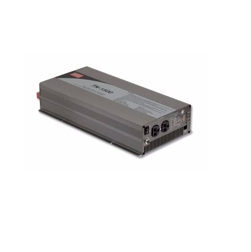 TN-1500 - Inversor Industrial DC/AC de Onda Senoidal Pura