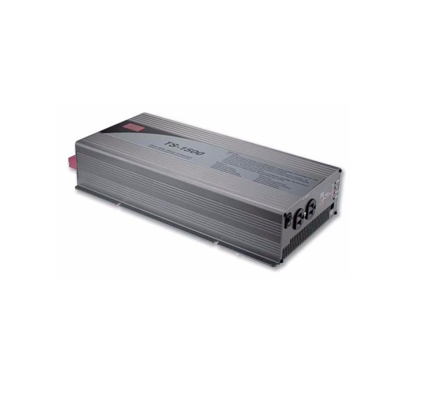 TS-1500 - Inversor Industrial DC/AC de Onda Senoidal Pura